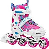 Roller Derby Girls' Ion 7.2 Adjustable In-Line Skates