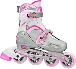 Roller Derby Girls' Cobra Size-Adjustable Inline Skates