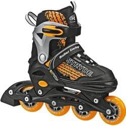 Boys' Stryde Size Adjustable In-Line Skates