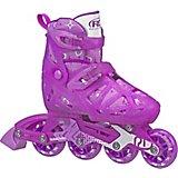 Roller Derby Girls' Tracer Size Adjustable In-Line Skates