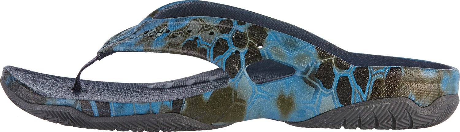 bec26f6f87b777 Display product reviews for Crocs Men s Swiftwater Kryptek Neptune Deck Flip  Flops