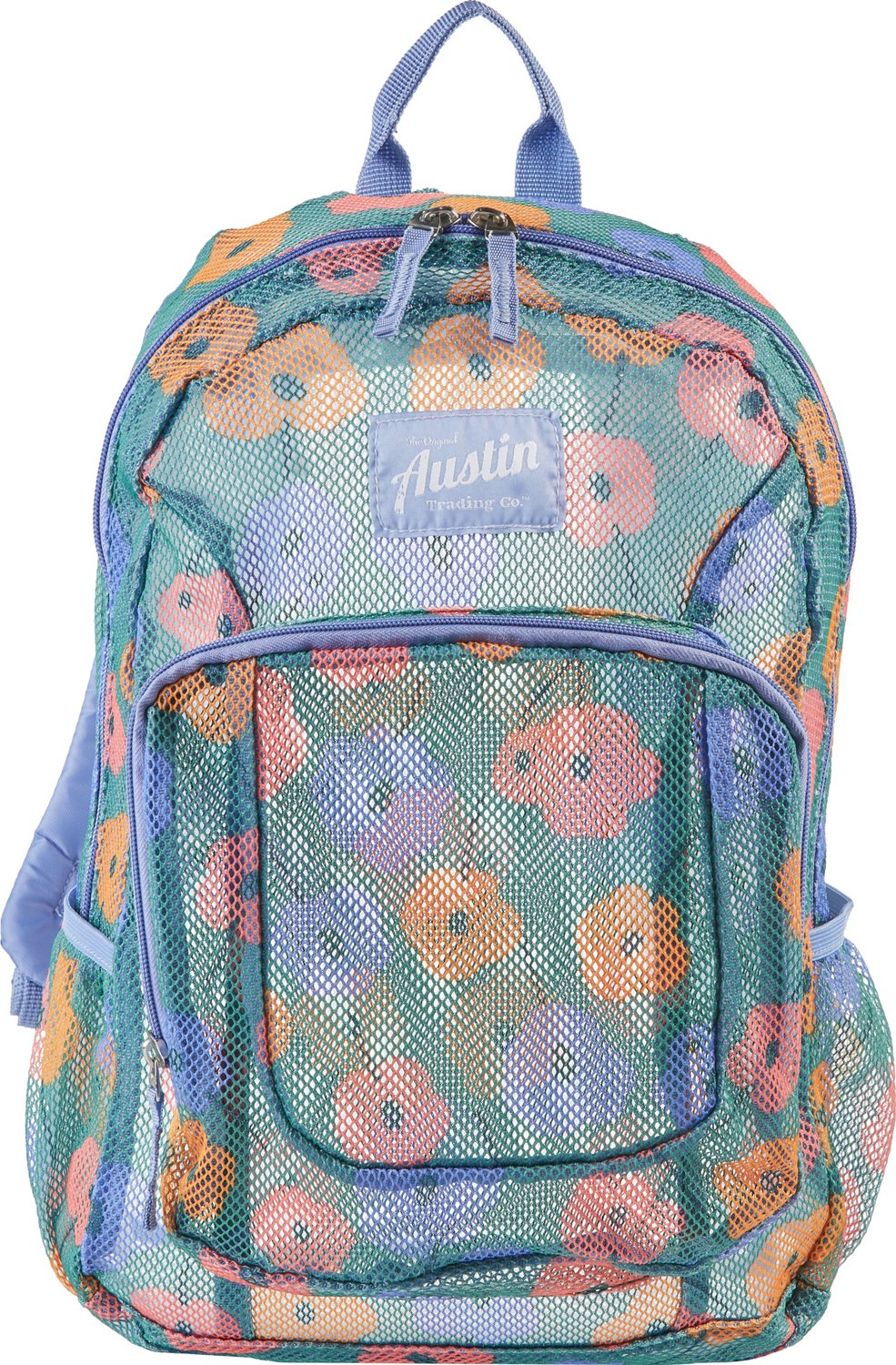 Display product reviews for Austin Trading Co.™ Classic Mesh Backpack