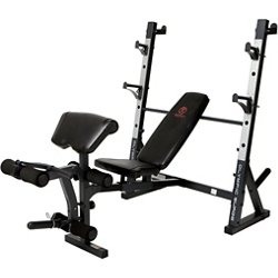 Diamond Elite Olympic Weight Bench