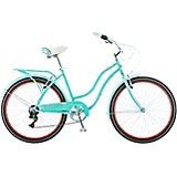 "Schwinn® Women's Perla 26"" 7-Speed Cruiser Bicycle"