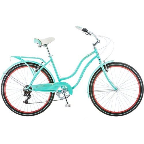 Schwinn® Women's Perla 26' 7-Speed Cruiser Bicycle