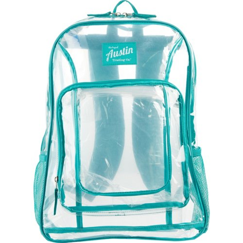 Austin Trading Co. Clear Backpack
