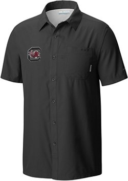Men's University of South Carolina Slack Tide Camp Shirt