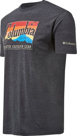Columbia Sportswear Men's CSC Perforated T-shirt