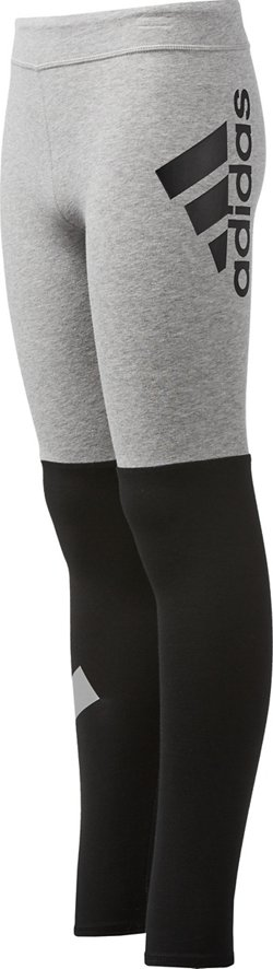 adidas Girls' BTS Logo Leggings