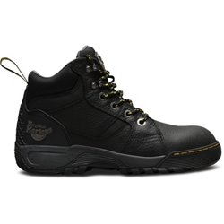 Adults' Grapple Steel Toe Lace Low Work Boots