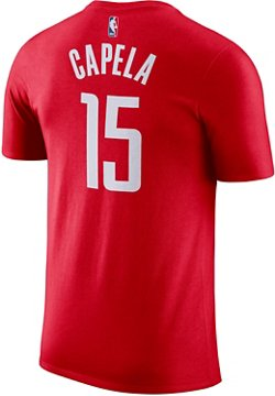 Nike Men's Houston Rockets Clint Capela 15 T-shirt