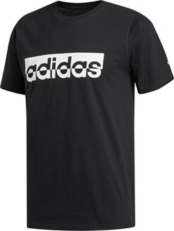 adidas Men's Linear Chopped T-shirt