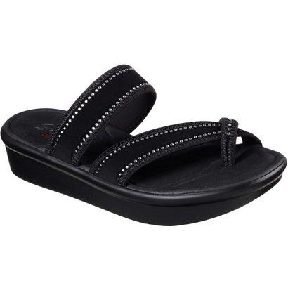 e289d44207fe ... SKECHERS Women s Cali Bumblers Steady Rock Sandals. Women s Sandals   Flip  Flops. Hover Click to enlarge