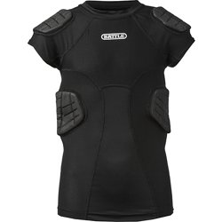 Boys' Integrated Compression Football Top