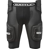 Battle Men's Integrated Football Compression Bottoms