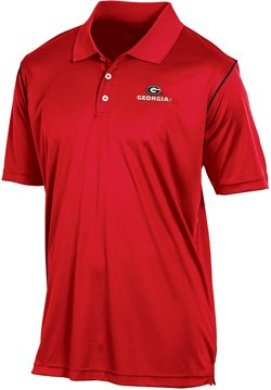 Champion Men's University of Georgia Playclock Polo