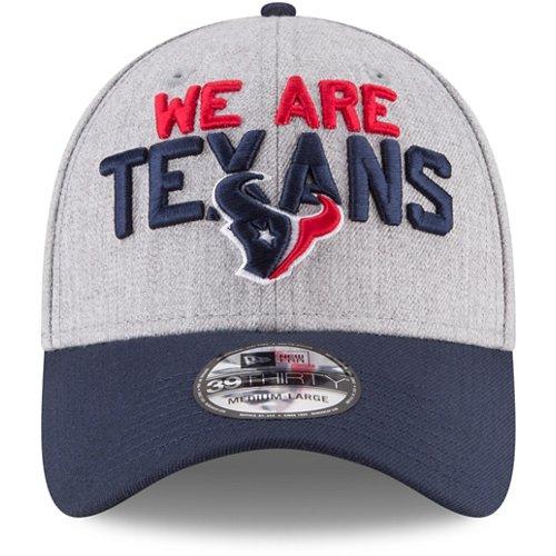 New Era Men's Houston Texans Draft On Stage 39THIRTY Cap