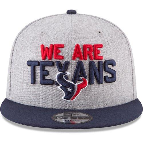 New Era Men's Houston Texans Draft On Stage 9FIFTY Cap