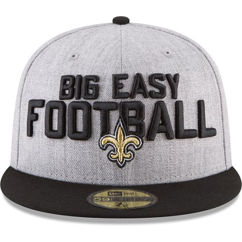 New Era New Orleans Saints 2018 NFL Draft On-Stage 59Fifty Cap