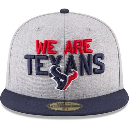 cheaper c5981 22213 ... coupon code for new era houston texans 2018 nfl draft on stage 59fifty  cap cc356 5512d