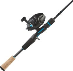 Ambition 5 ft 6 in MD Freshwater Spincast Rod and Reel Combo