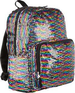 Confetti Kids' Allover Flip Sequin Backpack