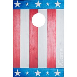 Stars and Stripes Beanbag Toss