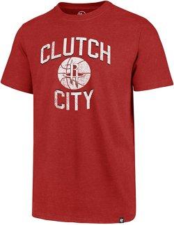 '47 Houston Rockets Clutch City Regional Club T-shirt