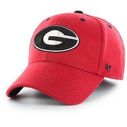 eda55c6965b  47 University of Georgia Primary Wordmark Kickoff Contender Cap
