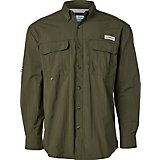dd5c5b46dee4c Men's Laguna Madre Solid Long Sleeve Fishing Shirt