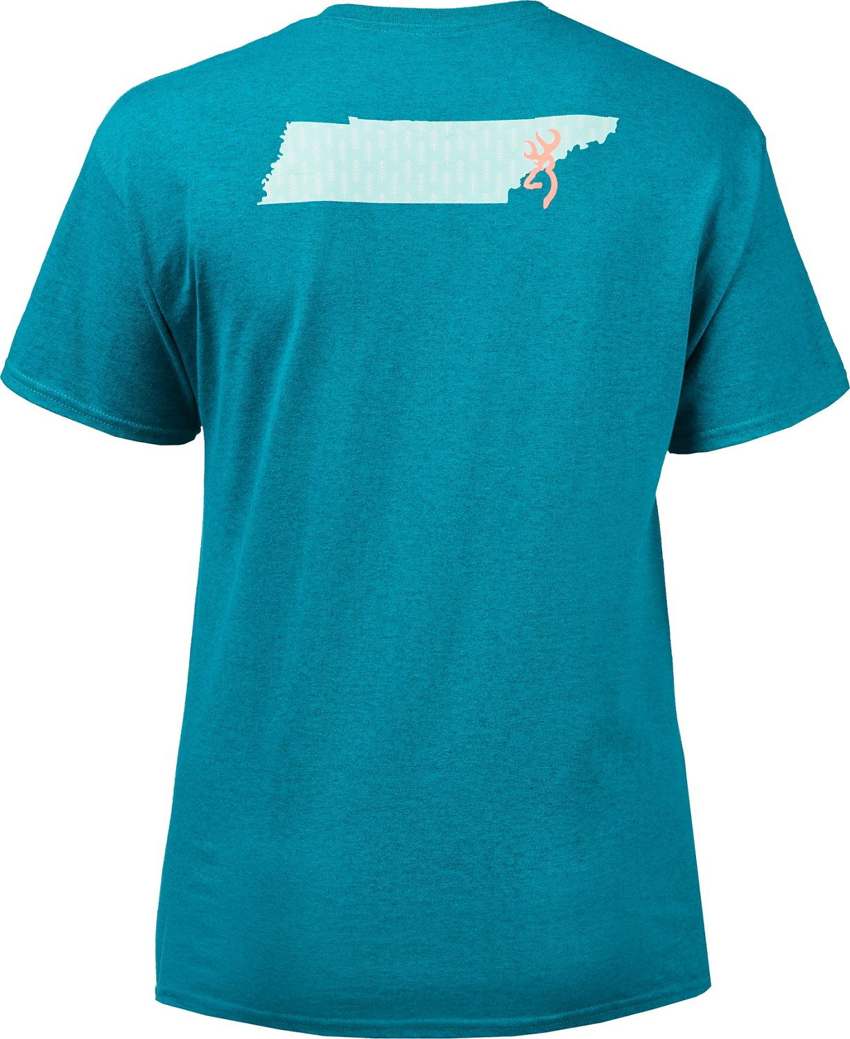 Browning Women's Classic Pine Tree Tennessee T-shirt