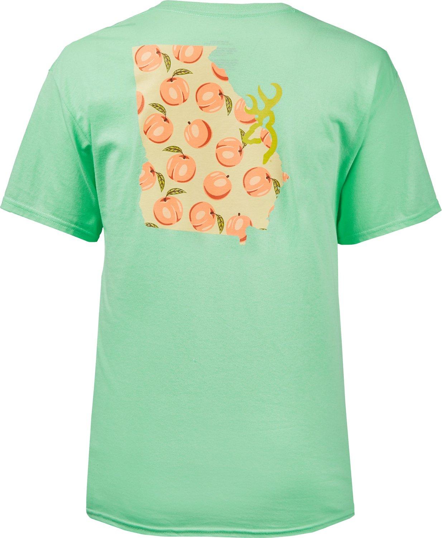 Browning Women's Classic Peachy Georgia T-shirt