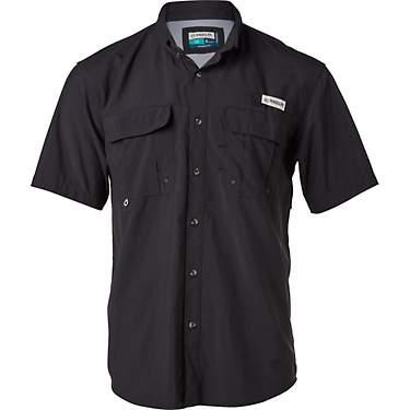 51e34f59b009c Men's Laguna Madre Solid Short Sleeve Fishing Shirt