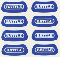 Battle Eyeblack Strips