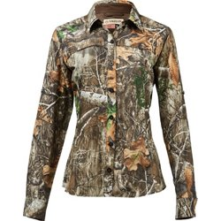 Women's Eagle Pass Deluxe Long Sleeve Shirt