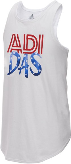 adidas Toddler Girls' Focus Tank Top