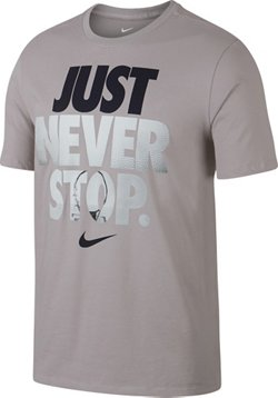 Nike Men's Just Never Stop Basketball T-shirt