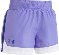 Under Armour Girls' Solid Sprint Shorts