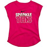 Nike Toddler Girls' Sparkle This Modern T-shirt