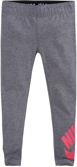 Girls' 4-7 Leg A See Leggings