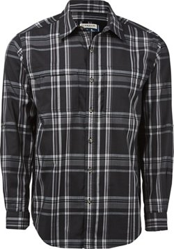 Men's Backpacker Trail Long Sleeve Plaid Shirt
