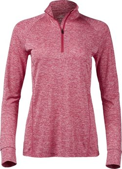 BCG Women's Turbo 1/4 Zip Pullover