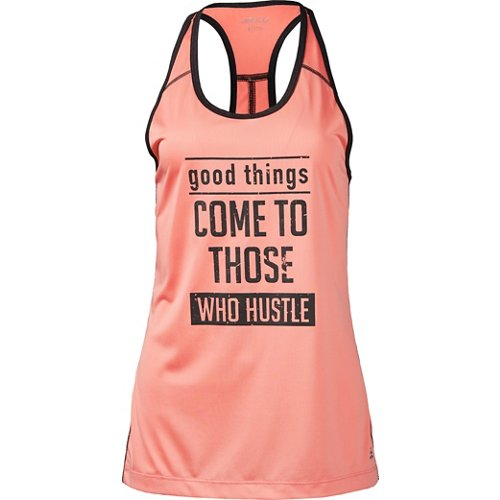 BCG Women's Athletic Hustle Graphic Tank Top