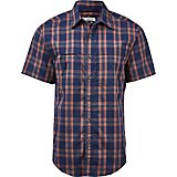 Magellan Outdoors Men's Backpacker Trail Plaid Shirt