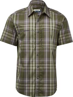 Men's Backpacker Trail Plaid Shirt