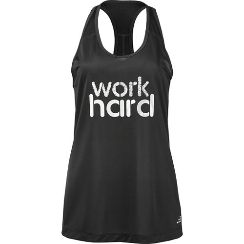 BCG Women's Work Hard Tech Tank Top
