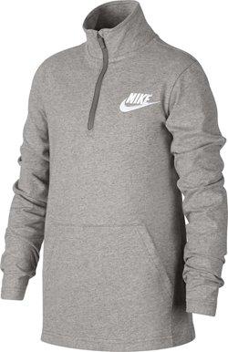 Nike Boys' Sportswear 1/2 Zip Pullover