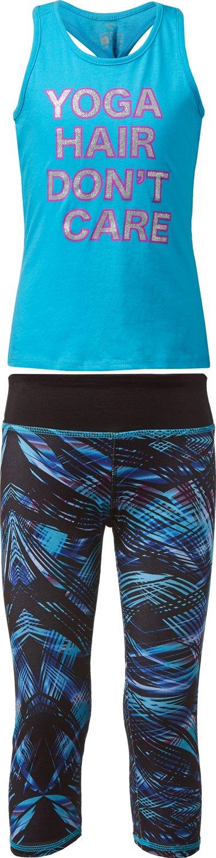 Display product reviews for Cheetah Girls' Twister Tank Top and Capri Pants Set