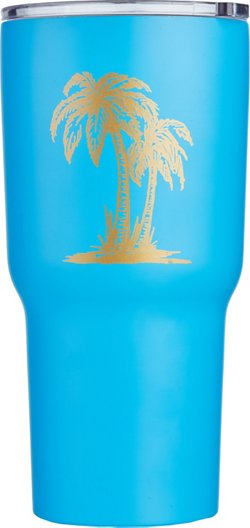 Metallic Icon 30 oz Insulated Stainless Steel Tumbler