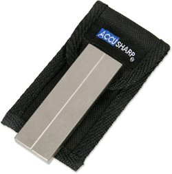 AccuSharp Dual-Sided Diamond Pocket Stone Knife Sharpener